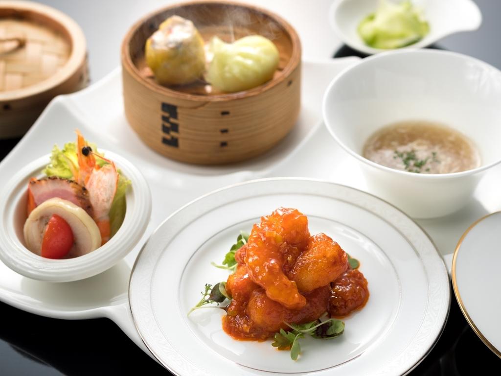 中華プレートディナーイメージ