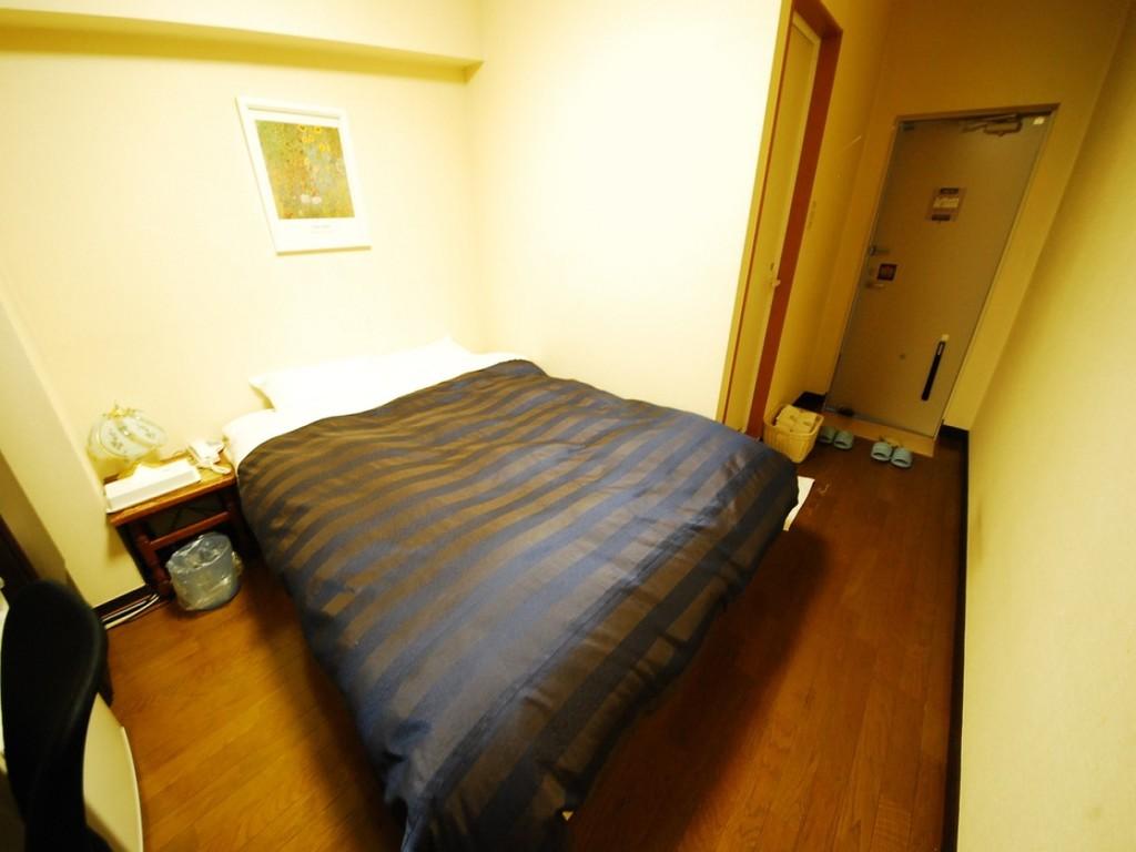 【スタンダードルーム】約18平米 1名様利用時に最適なコンパクトなお部屋です。