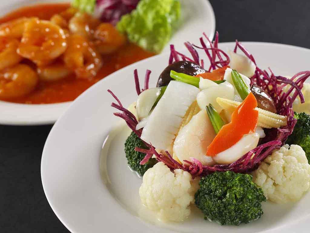 中国料理・琉球中華 琉華邦