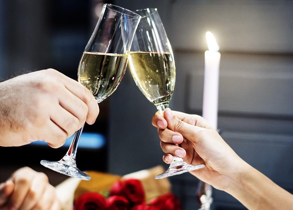 シャンパンアニバーサリー
