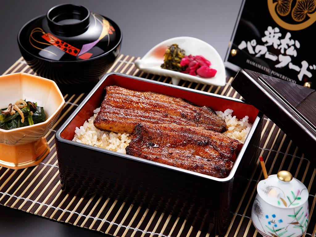 日本料理 堂満「鰻重」
