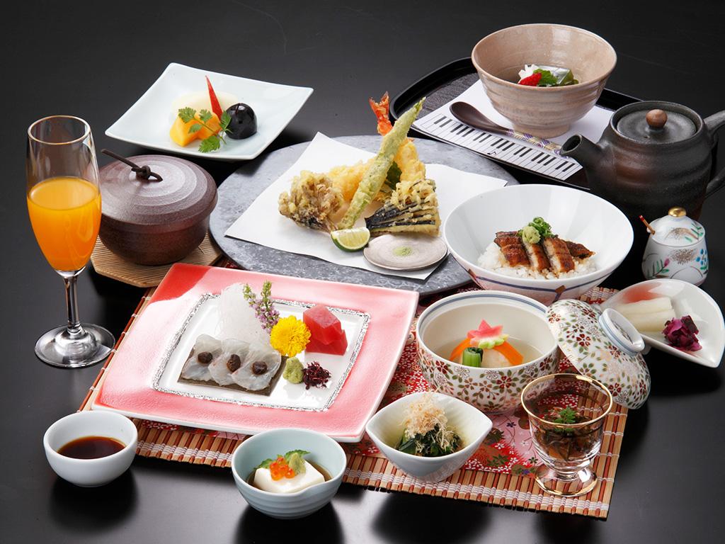 日本料理 堂満「浜松出世城御膳DX」