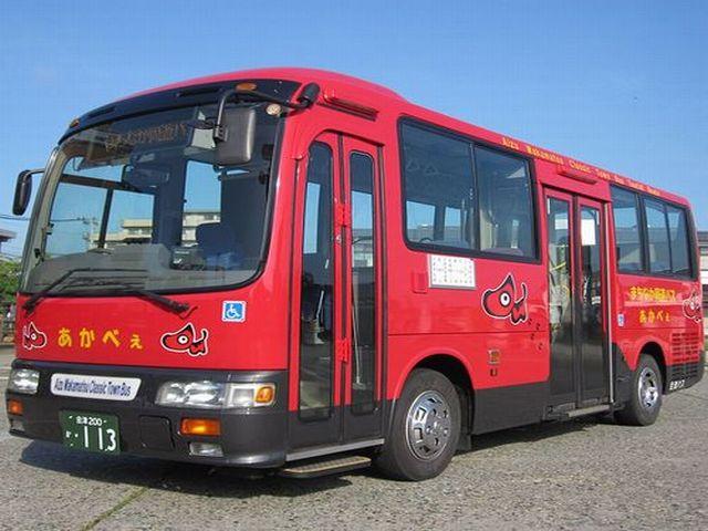 周遊バス/あかべえ