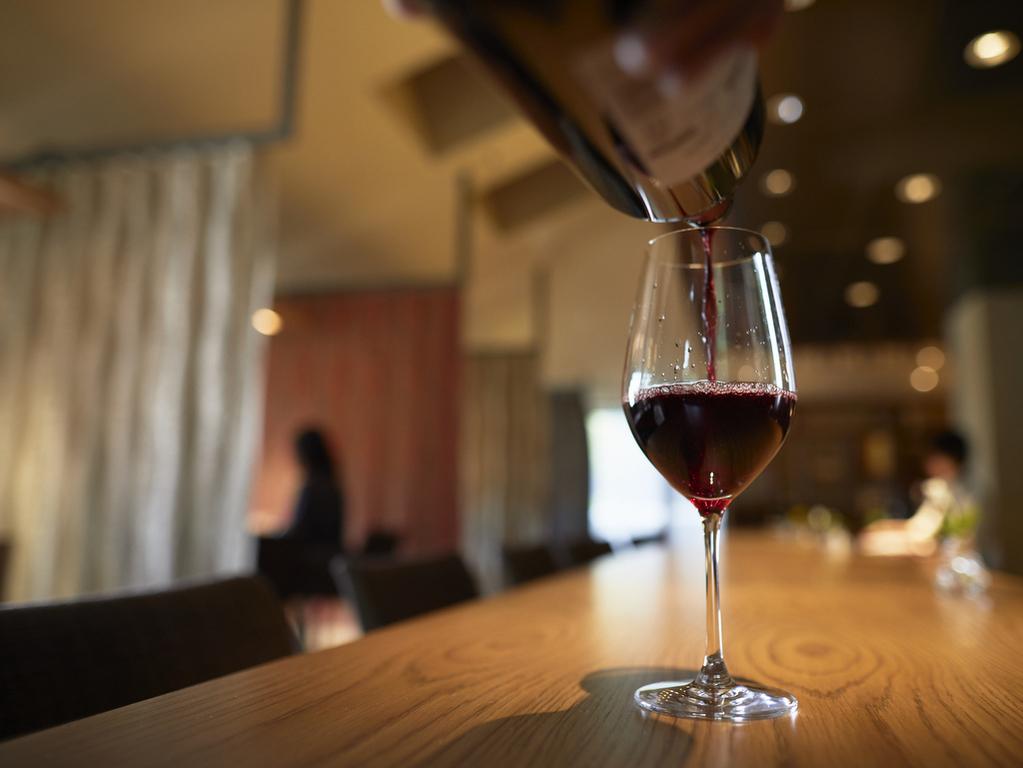 【美食とワインのペアリング】