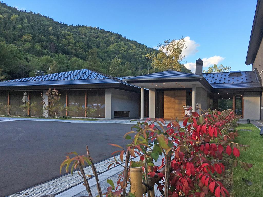 支笏洞爺国立公園内の旅館