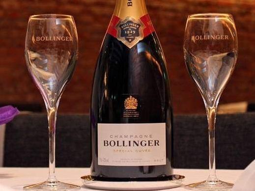 【シャンパン特典付】ご夕食時やお部屋にて優雅にお楽しみください