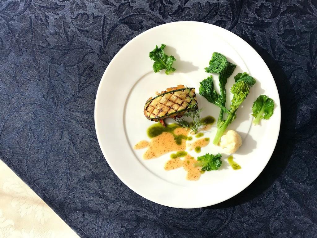 【美味少量】お魚料理一例