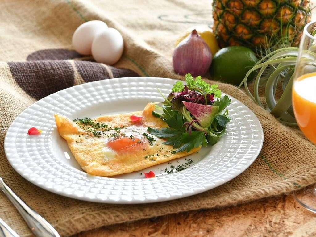 朝食/洋食「SAGAガレット」