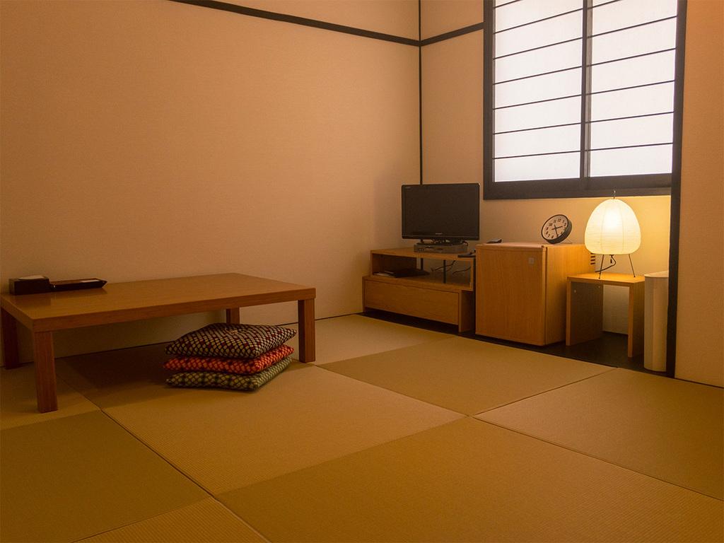 Tatami 和室【禁煙】お布団