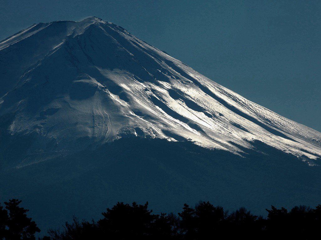 Winter Mt. Fuji