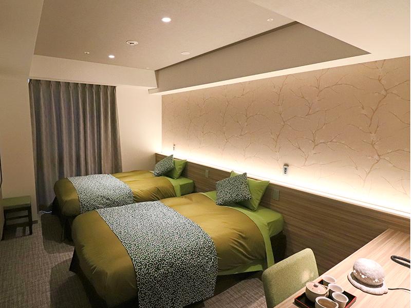 緑茶ルーム -Green Room-