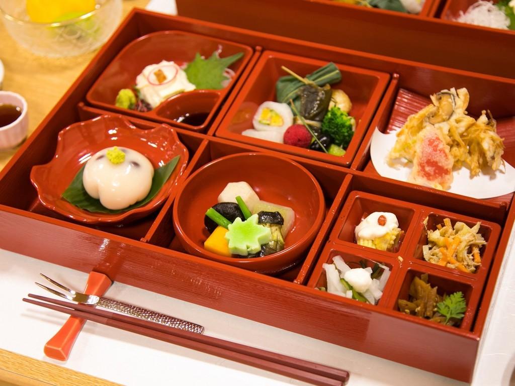 精進料理(夕食)