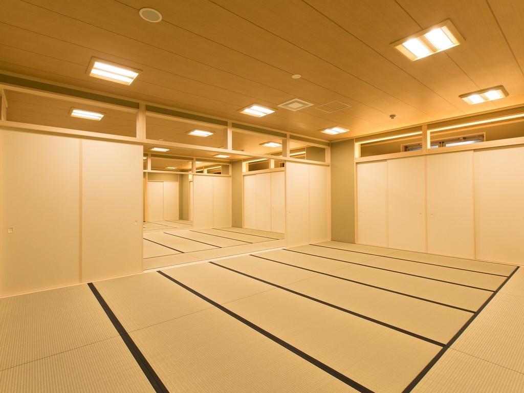 Tatami Room(For Shakyo / Shabutsu / Zazen )