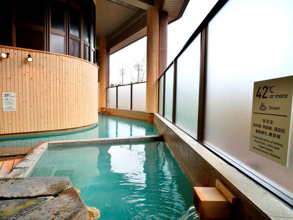 ◆【1階露天風呂】