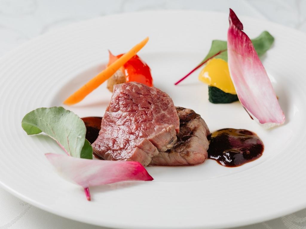 Viande〜肉料理〜国産もも肉のグリル