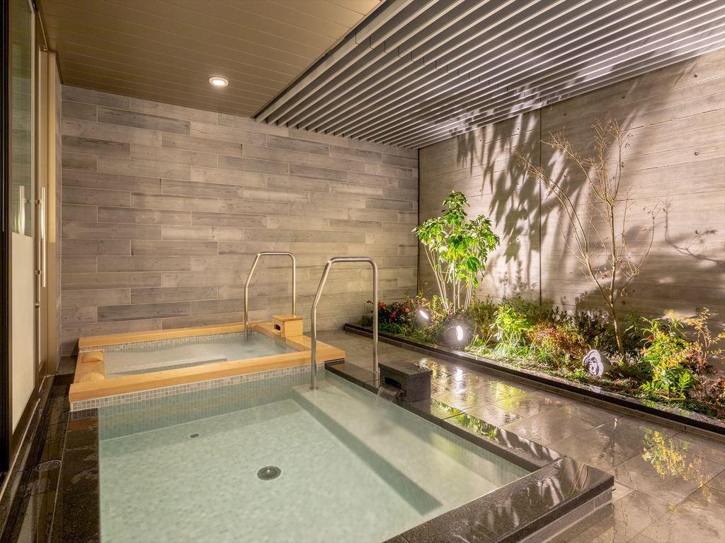大浴場利用時間 15:00〜25:00・6:00〜9:30