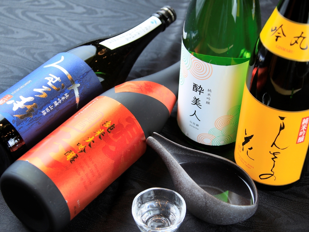 鮟鱇料理に合う日本酒をご紹介♪