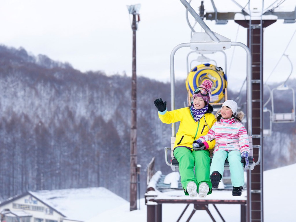 プリンススキー場リフト券付き♪見渡す限りの銀世界に包まれる冬のリゾートをお愉しみ下さい。