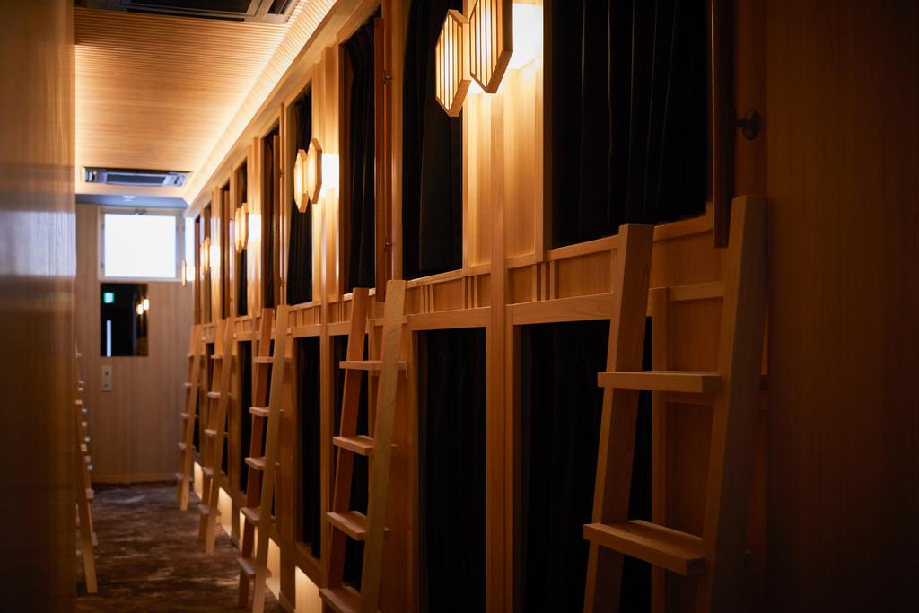 Capsule Room Floor for Women/女性専用カプセル