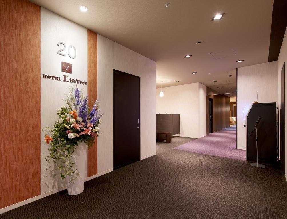 20階エレベーターホール