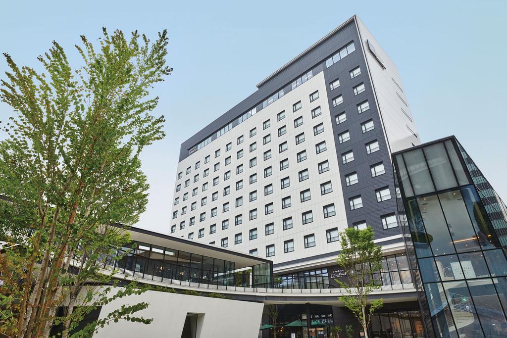 ホテル外観(一例)