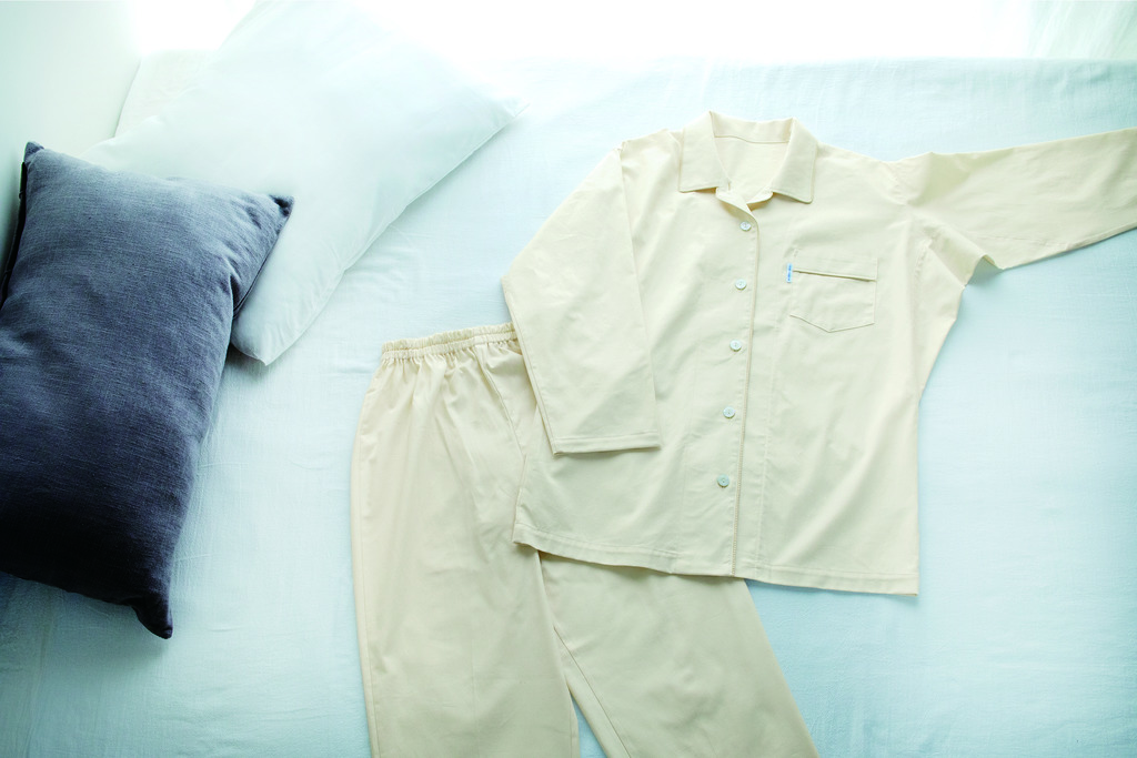 ワコール「睡眠科学」の眠りここちにこだわったパジャマ(おひとり様1枚)