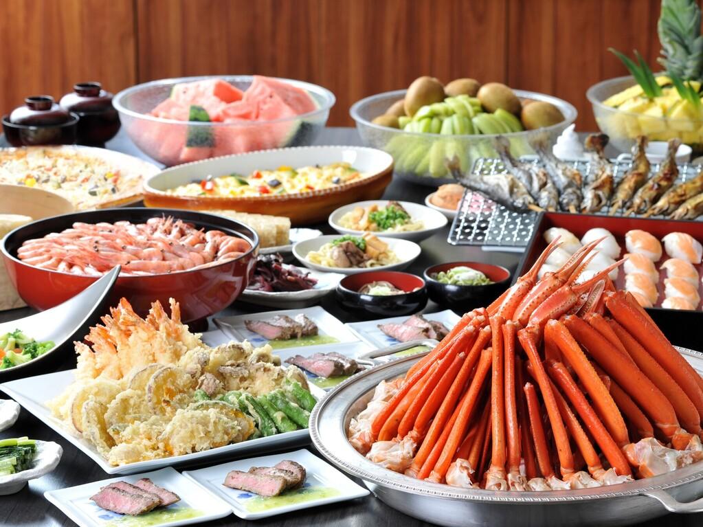 海鮮、信州B級グルメに郷土料理も取り揃えてます