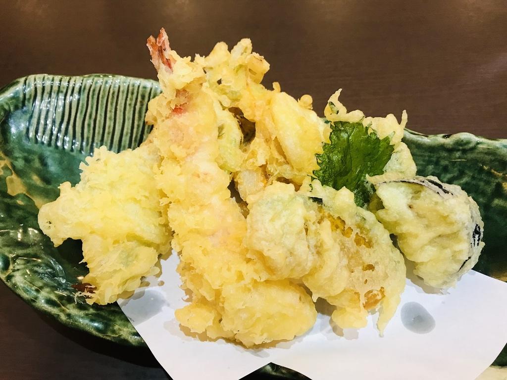 天ぷら ※種類は仕入状況によって変わります