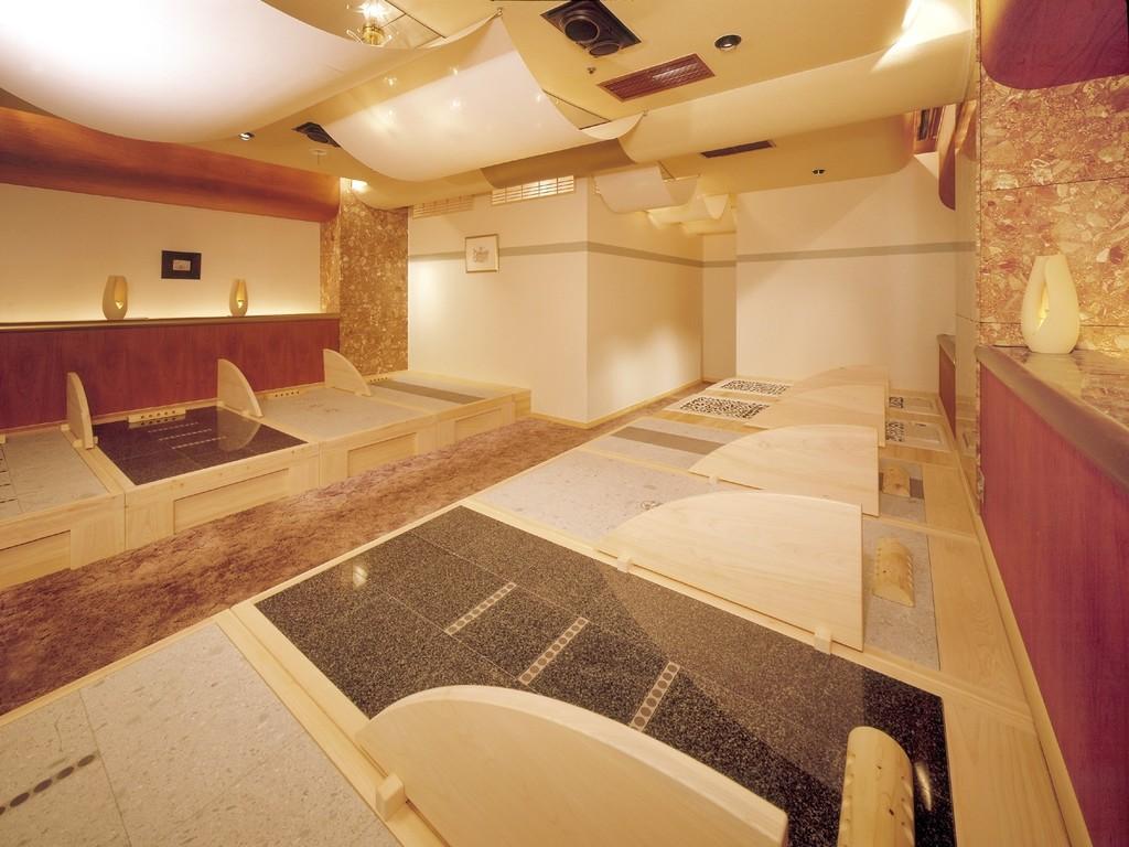岩盤浴(男女別室)