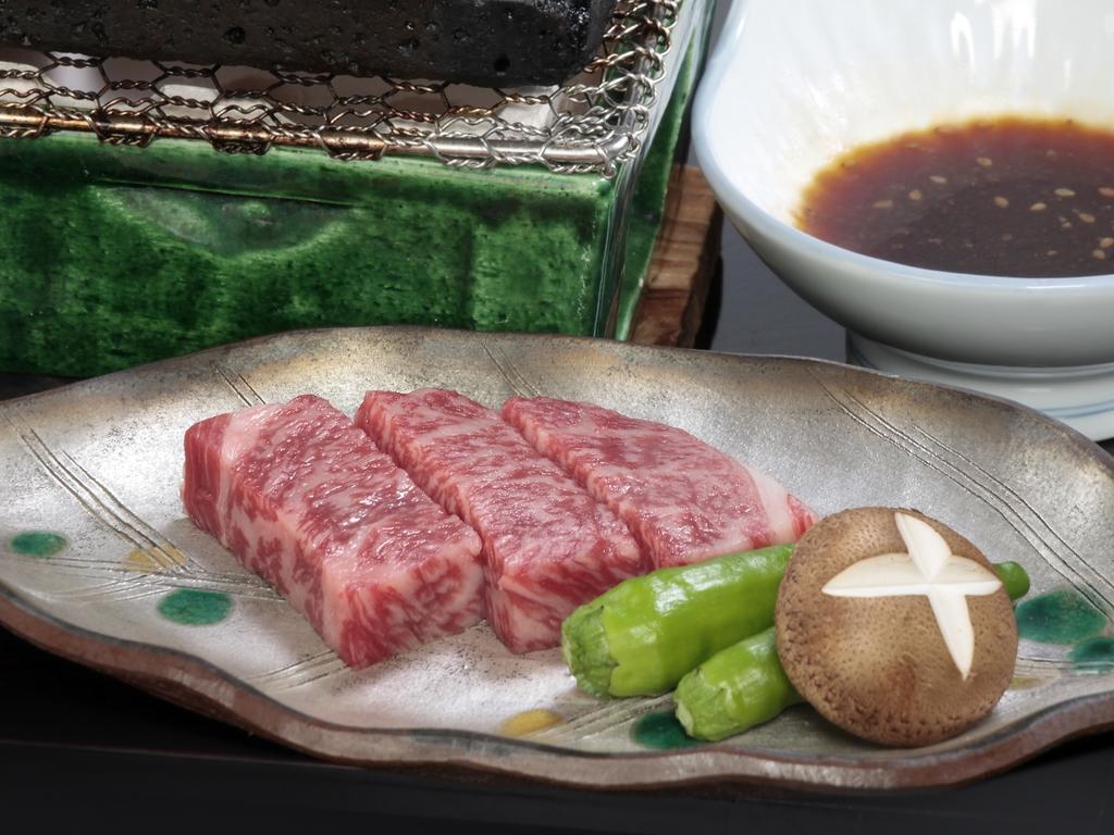 松阪牛石板焼(イメージ)