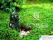 夏の京都へおこしやす