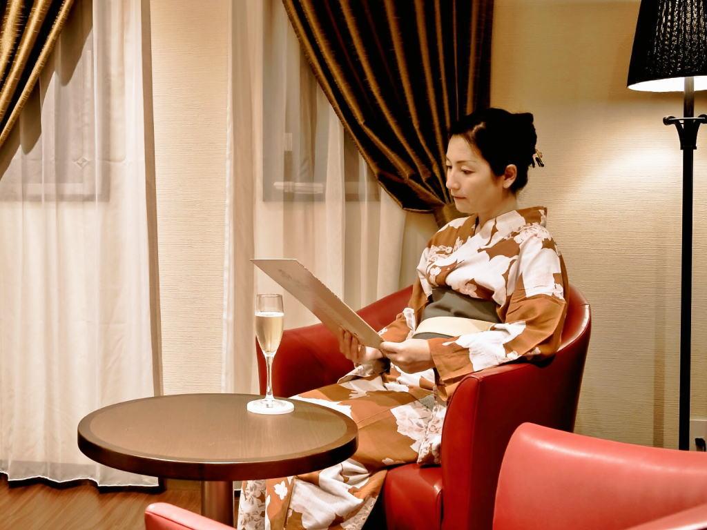 【ひとり旅プラン】誰にも邪魔されないあなただけの休息時間。贅沢なひとときを「ふらっと、気ままに」…