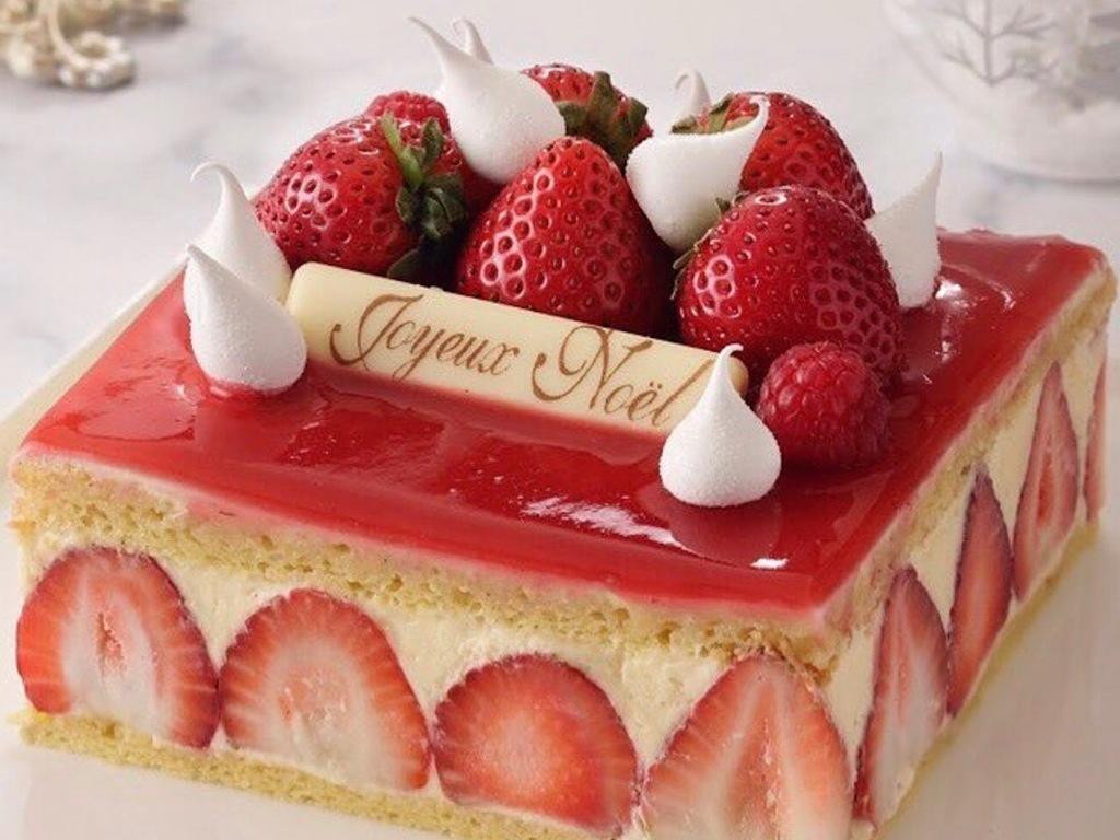 リベルテのクリスマスケーキ