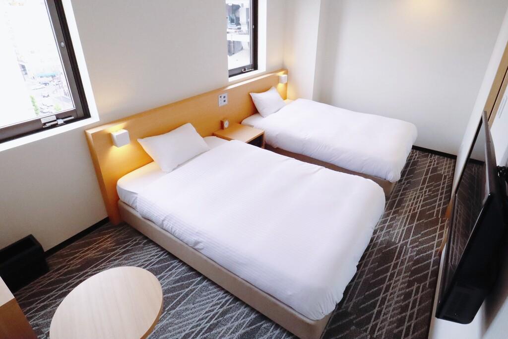 【コンフォートツイン】セミダブルベッド (幅120cm) × 2台