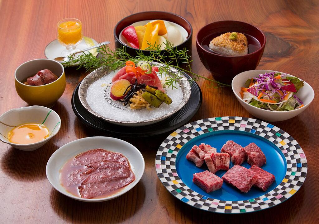 丸太町「鴨川たかし」お料理