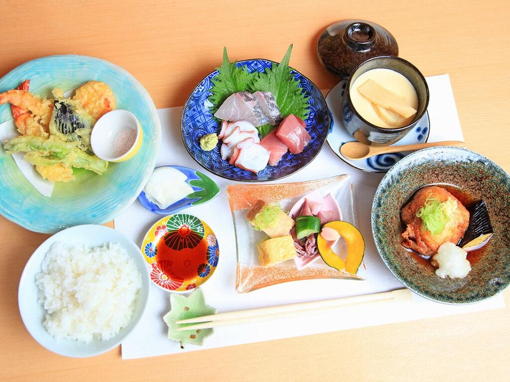 「ぽじて」ご夕食(一例)