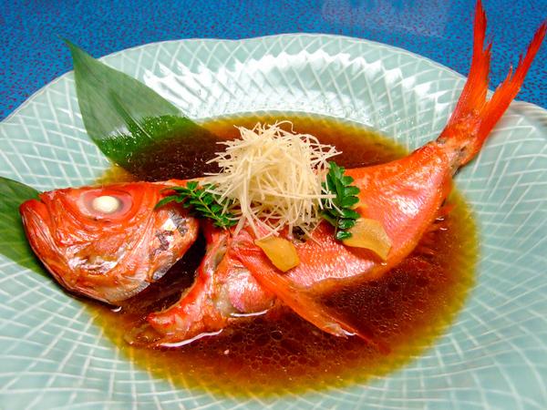 【下田に来たら金目鯛を食す】きんめ三昧プラン