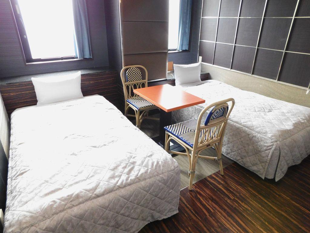 シングルベッド(幅110cm)2台