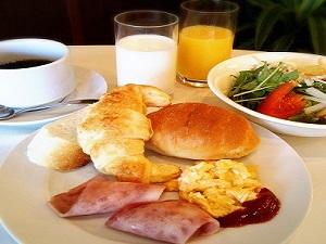 朝食バイキング【洋食例】