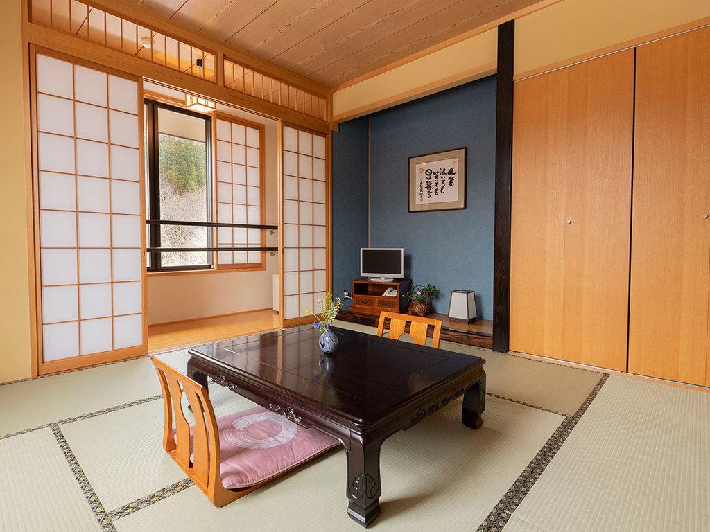 【客室一例】和室8畳間