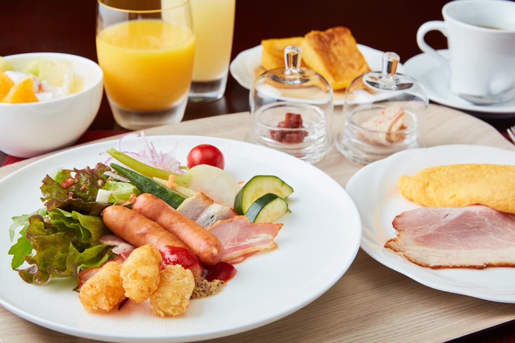 身体と心に優しい「富士の朝食」