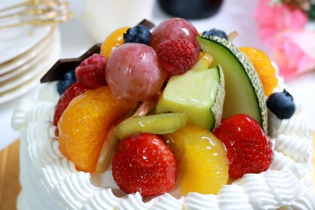 ワンちゃん用専用ケーキをご用意致します※写真はイメージです。