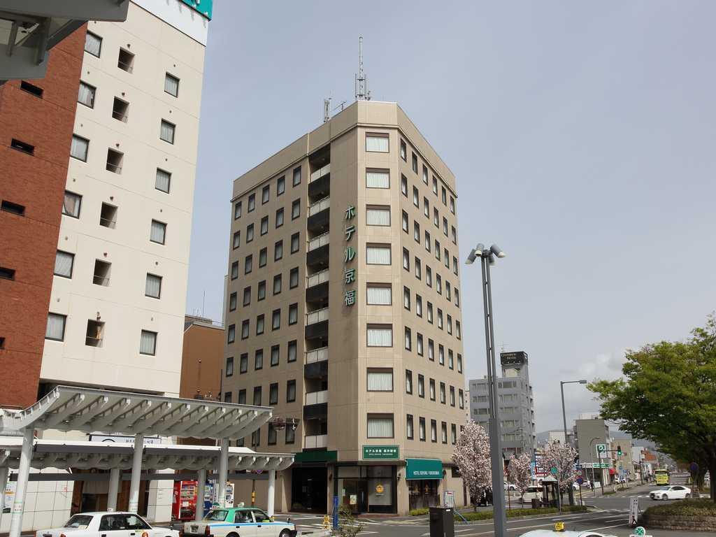 ホテル京福 福井駅前(外観)