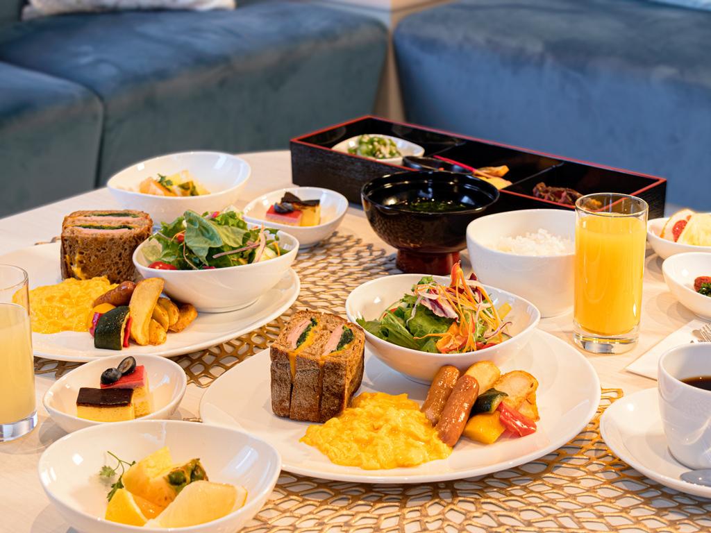 ルームサービス和洋朝食2
