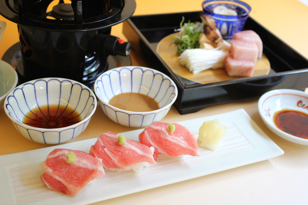 食欲の秋!三崎直送マグロと国産松茸に舌鼓♪☆秋の贅沢グルメプラン☆