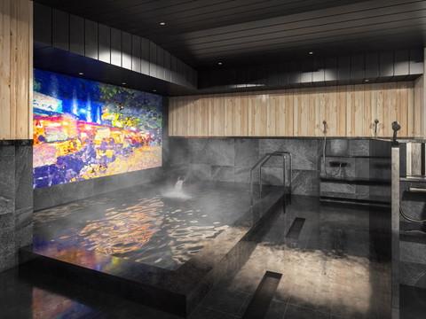 大浴場は15時から25時、翌朝5時30分から9時00分までご利用いただけます。