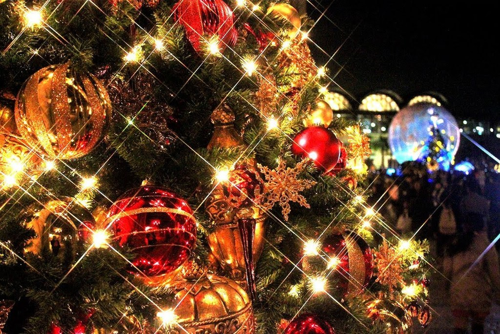 クリスマス�C