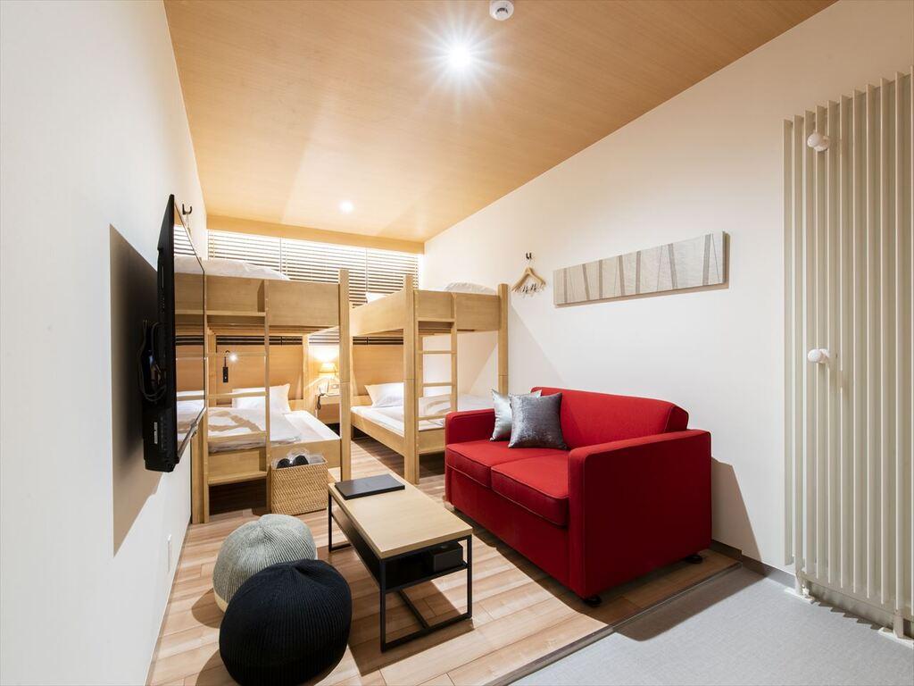プレミアムルーム(2段ベッド2台)