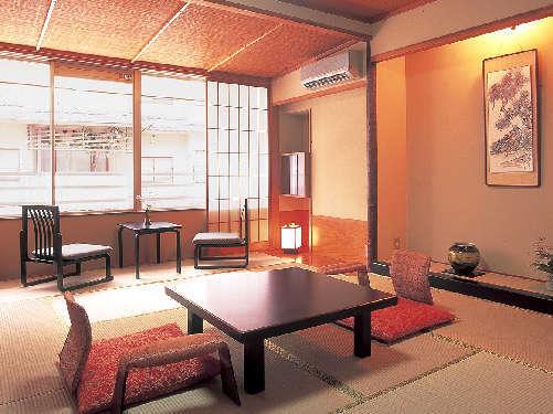 葵館 10畳和室
