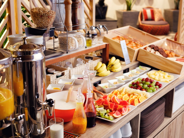 Breakfast Buffet (Image for illustrative purposes only)